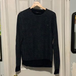 All saints Mote crew neck sweater